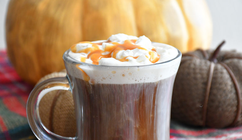 Keto Salted Caramel Coffee