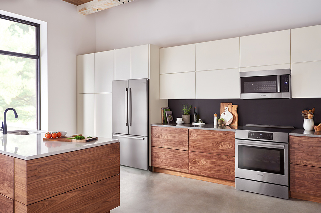 Fresh by Design With Bosch Refrigeration