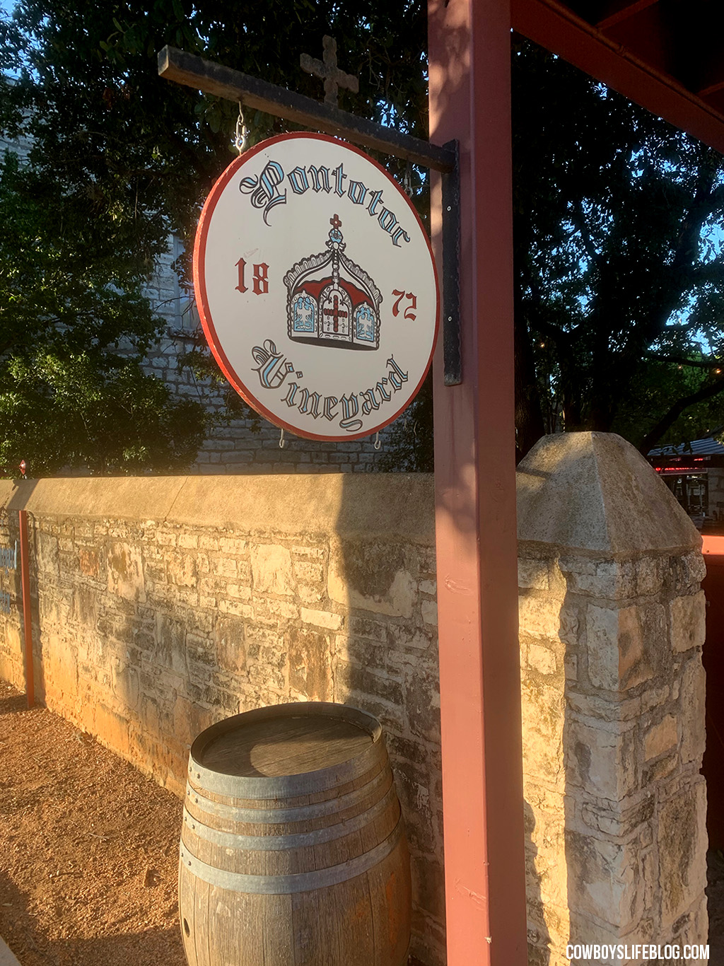 Best stops along the Texas 290 Wine Trail