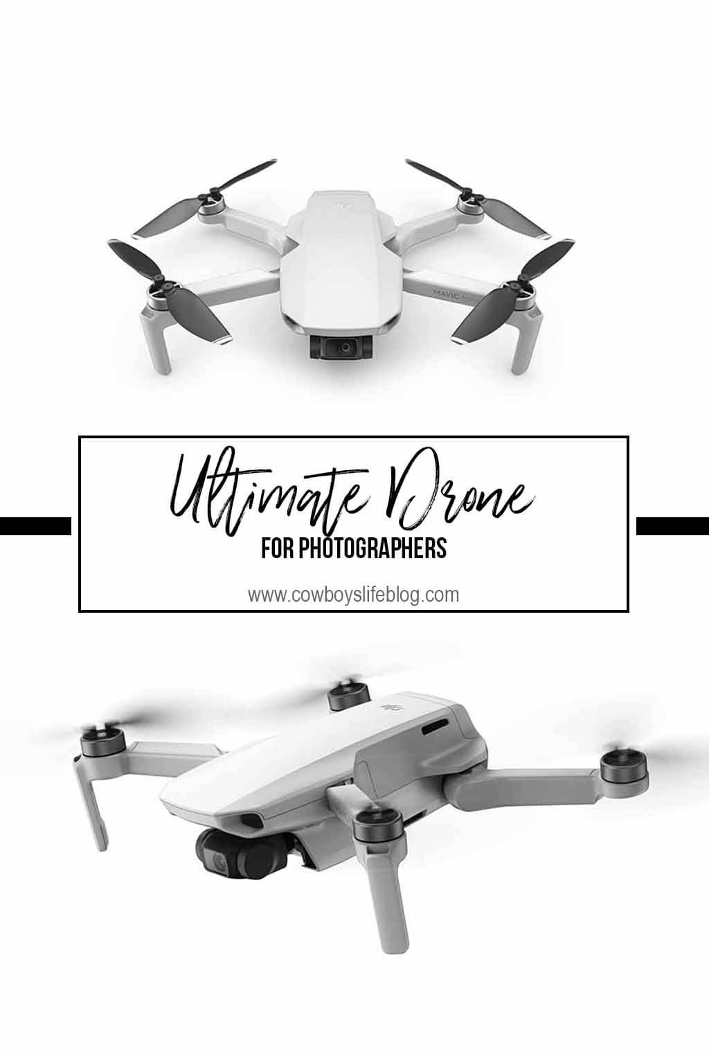 Must have drone for photographers