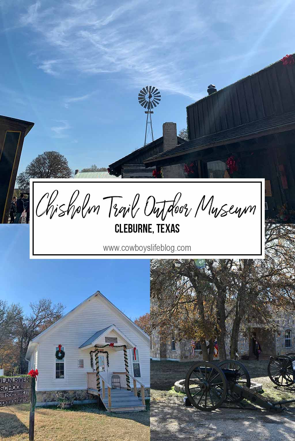 Chisholm Trail Outdoor Museum cleburne, Texas