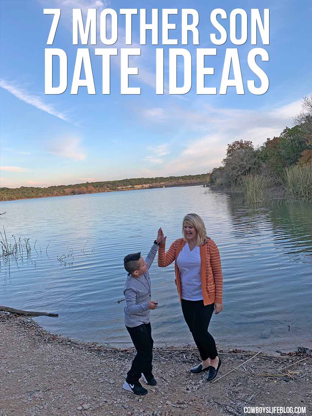 7 Mother Son Date Ideas