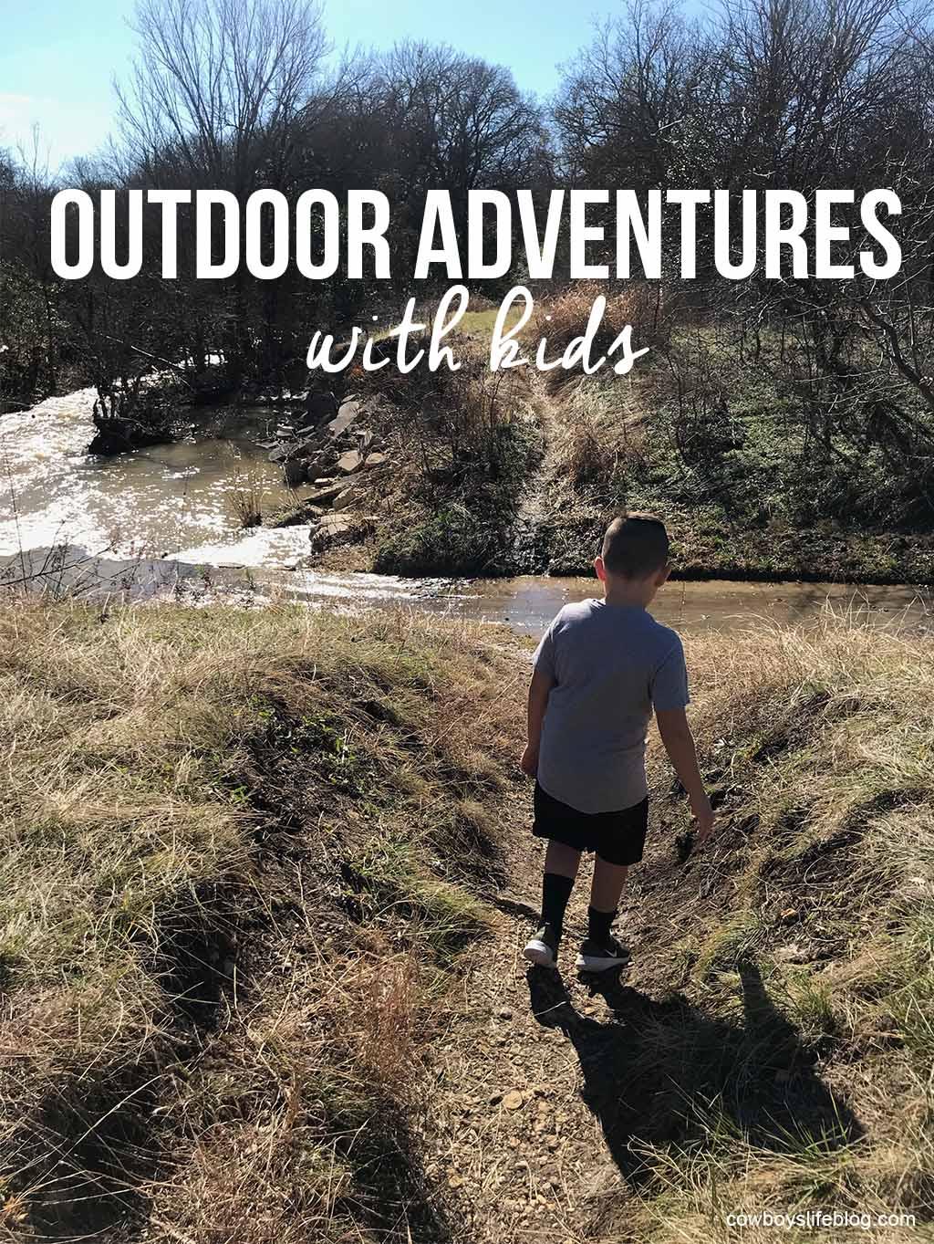 Outdoor Adventures with Kids