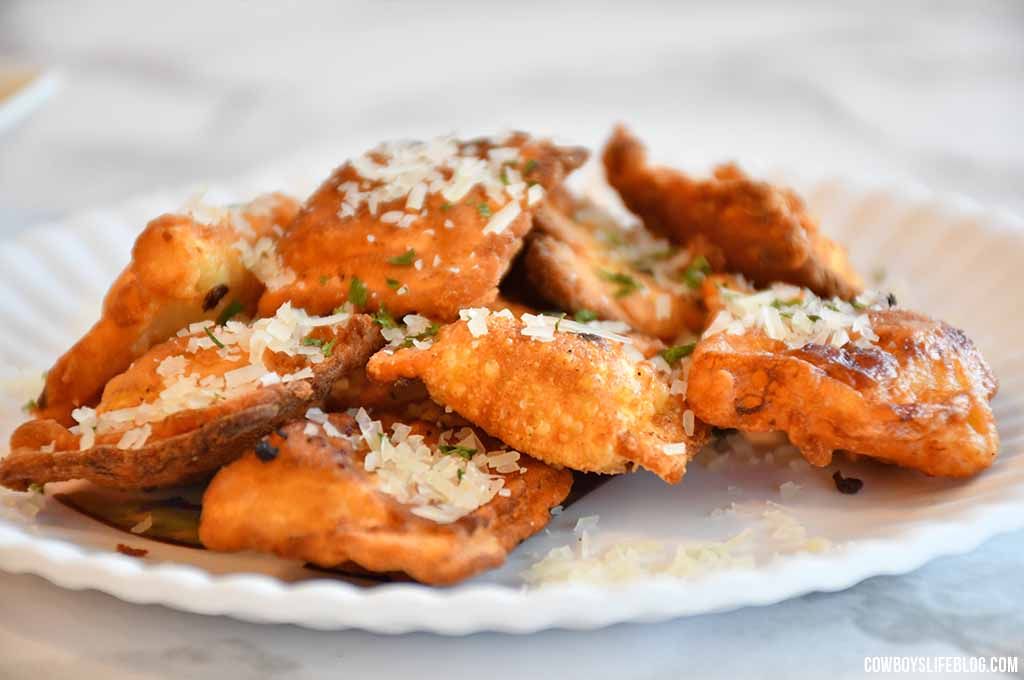 Easy Fried Ravioli