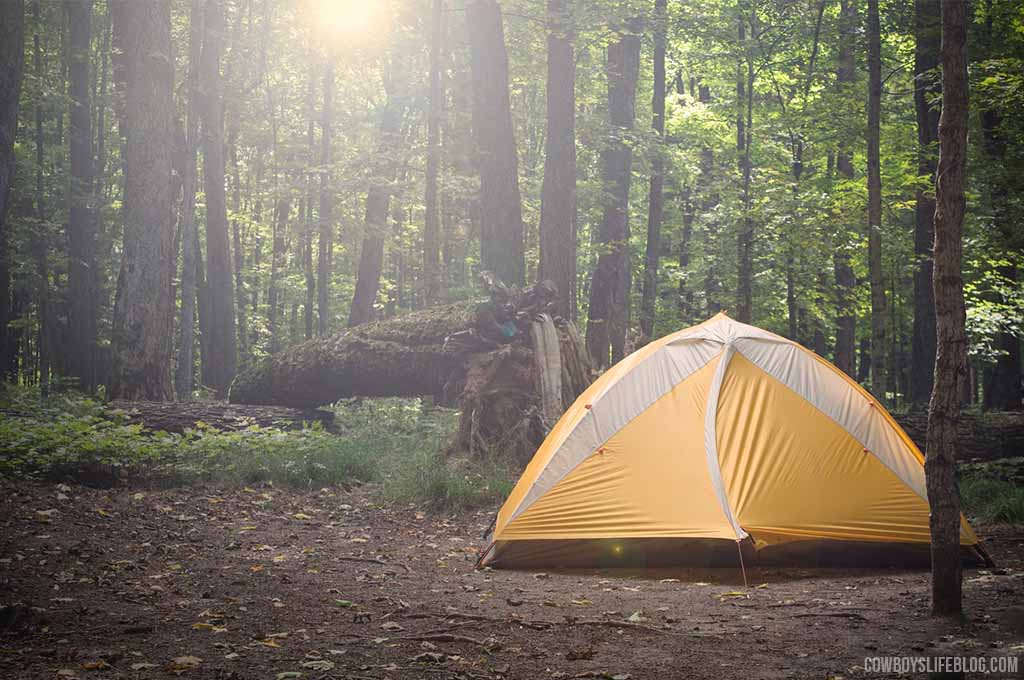 The Ultimate Camping Packing List