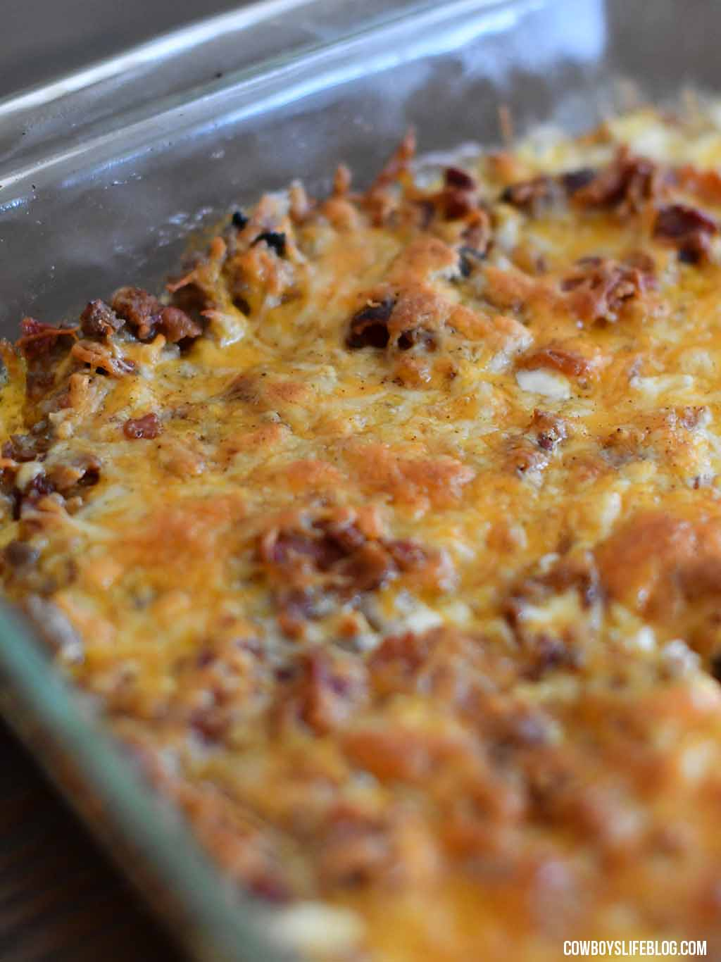 How to make this Low Carb Cheeseburger Casserole