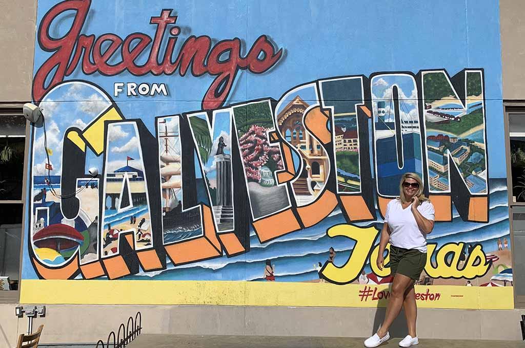 Galveston Beach Vacation