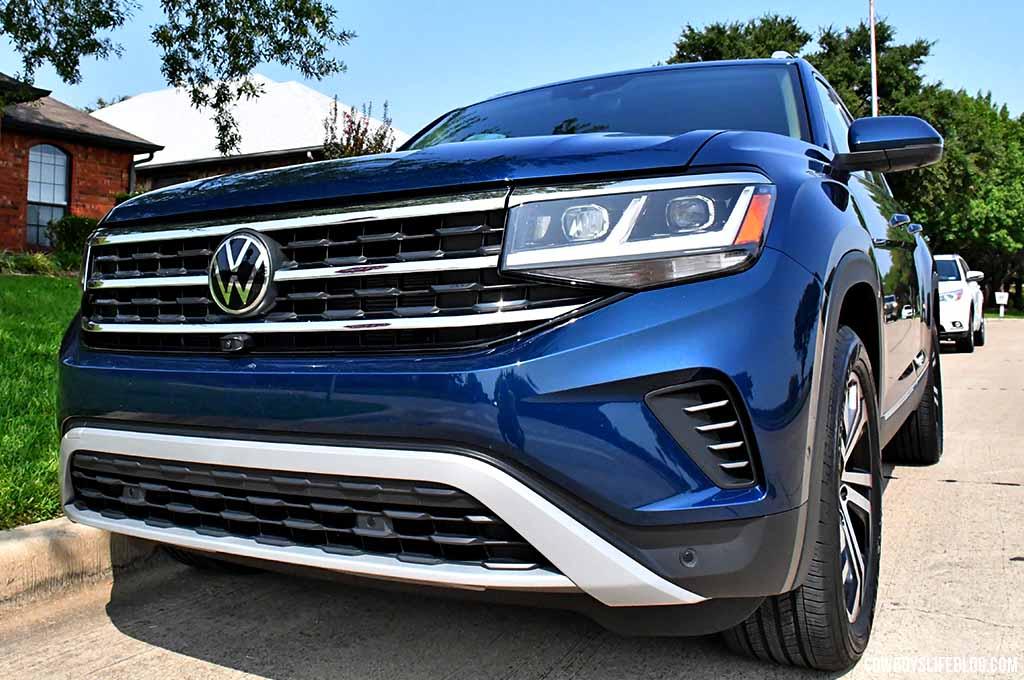 Volkswagen Atlas has it all