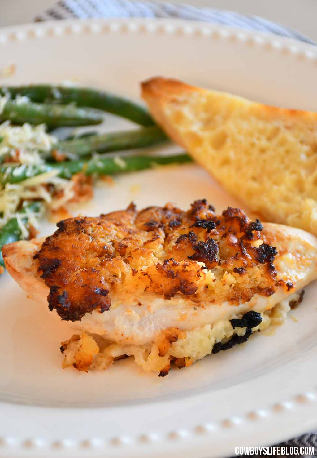 How to make Ranch Panko Chicken