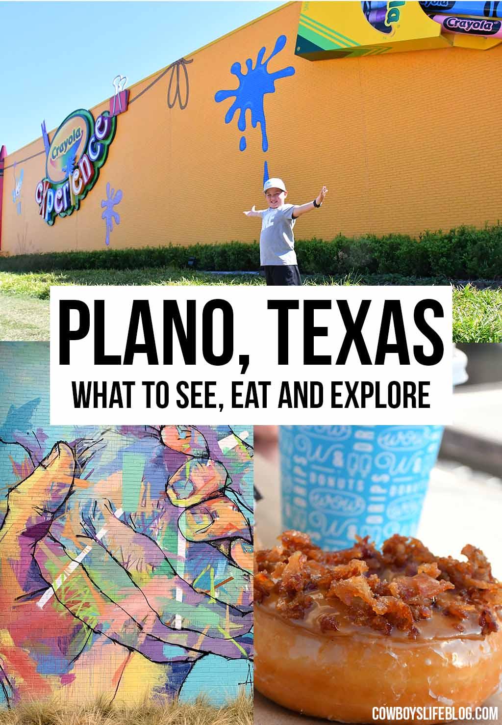 A Weekend Getaway in Plano, Texas