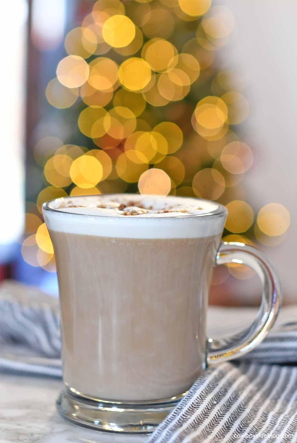 How to make Maple Pecan Latte