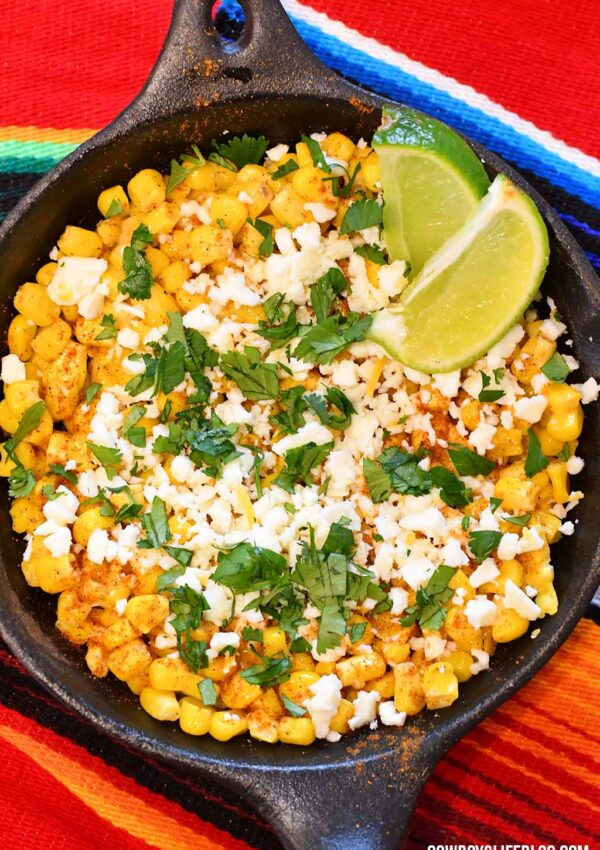 Mexican Street Corn Recipe (Easy Elote Recipe)