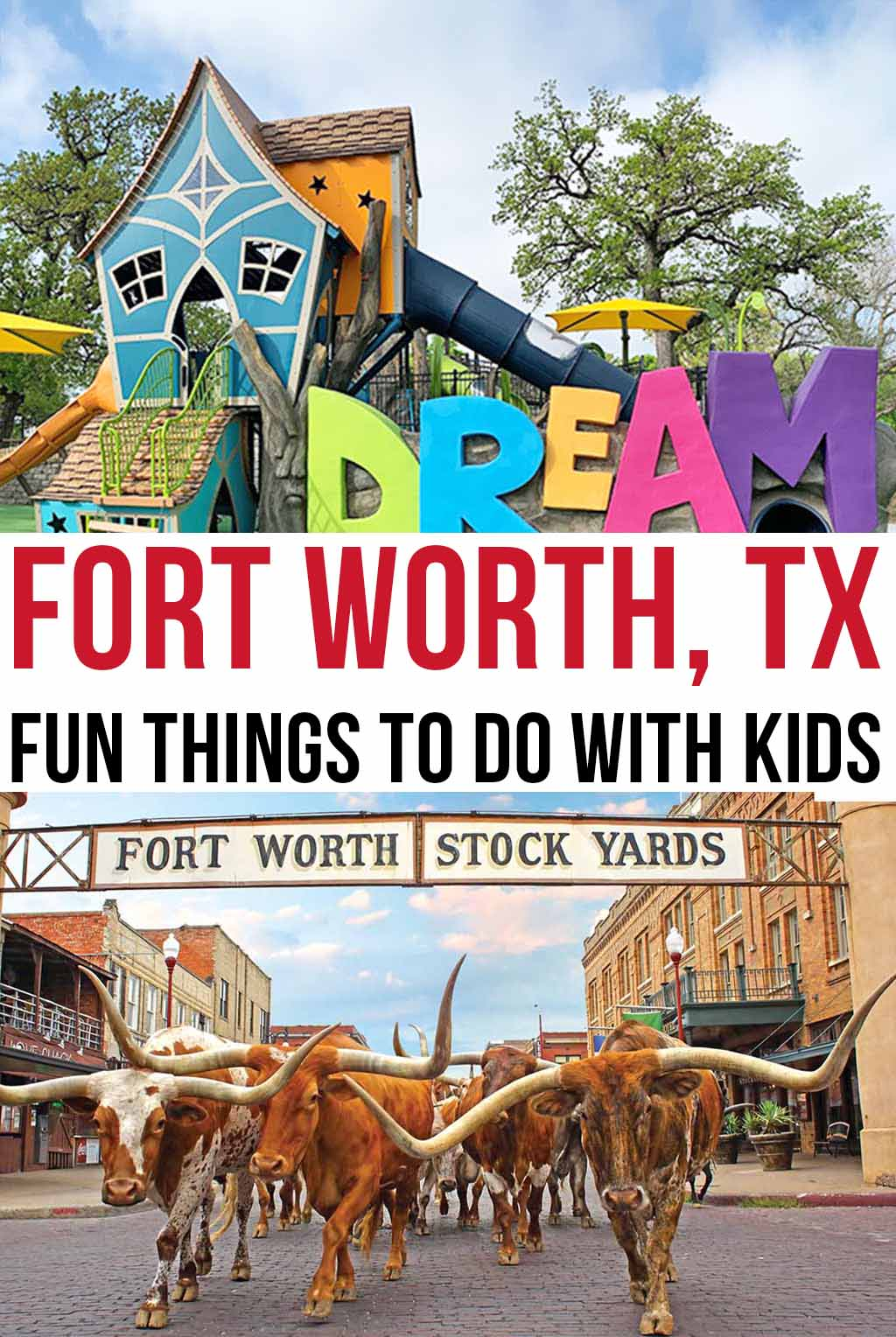 Things to do in Fort Worth with Kids