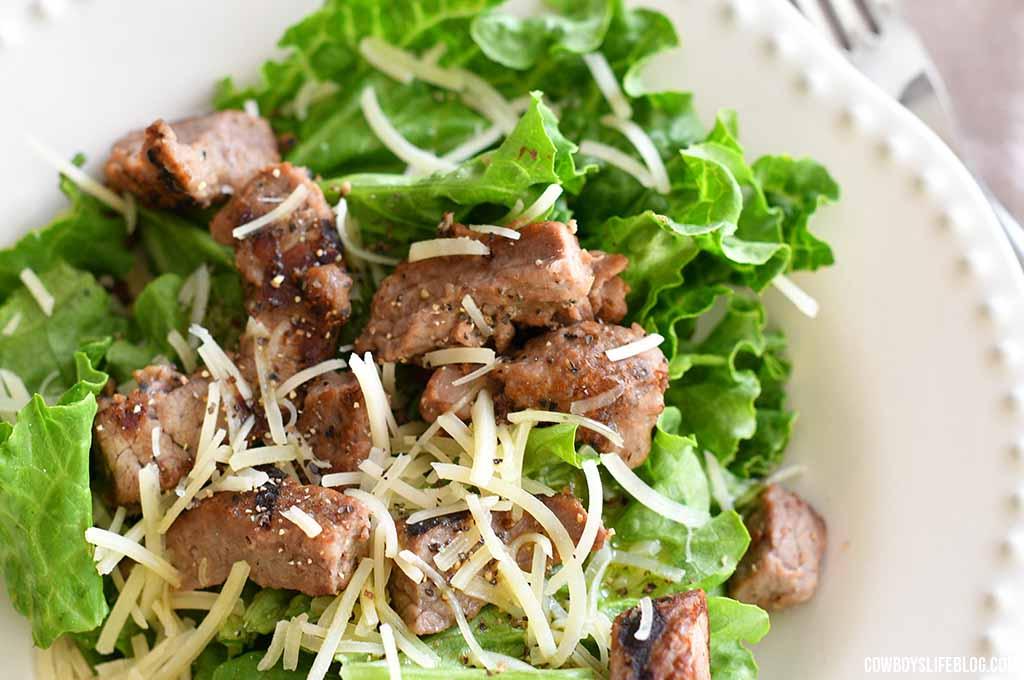 Beef Tagliata Recipe