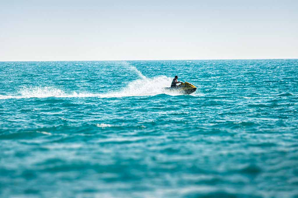 The Best Places to Jet Ski