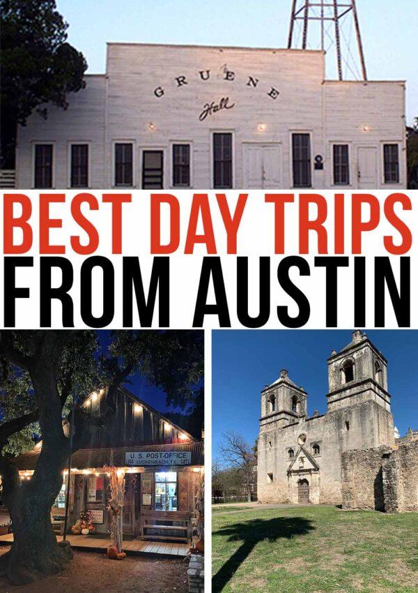 Fun Day Trips from Austin