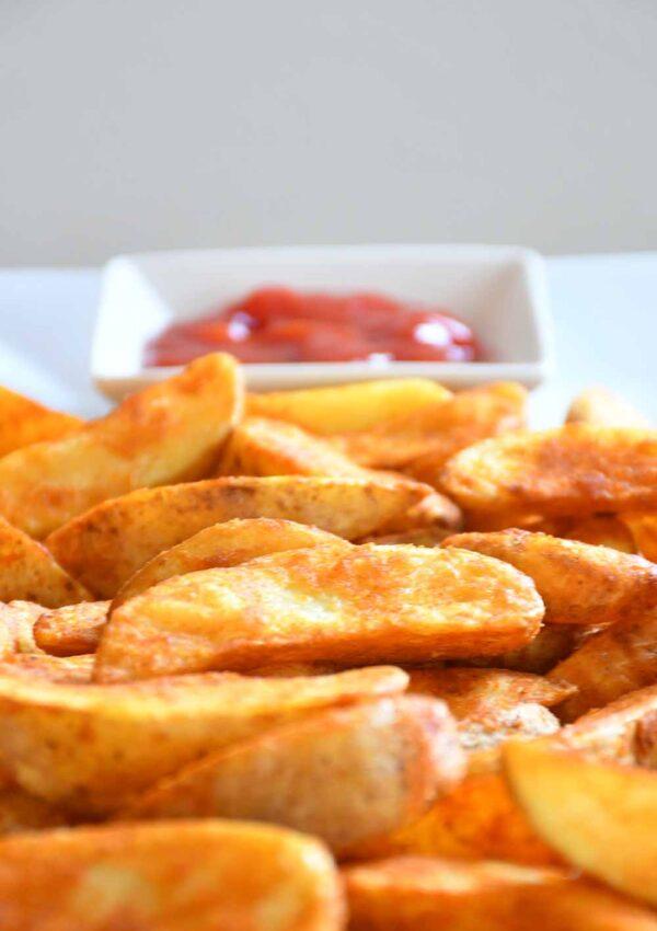 The Best Air Fryer Frozen Steak Fries