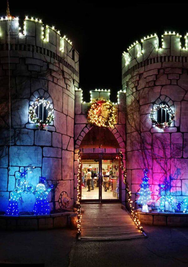 20+ Christmas Light Displays in Tulsa OK